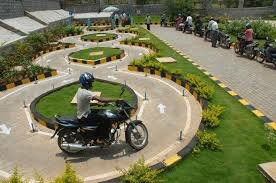 driving test tracks in uttar pradesh